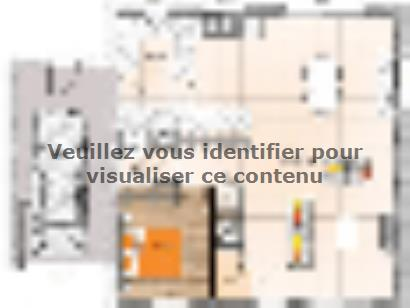 Plan de maison R120133-6GA 6 chambres  : Photo 1