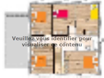 Plan de maison R120133-6GA 6 chambres  : Photo 2