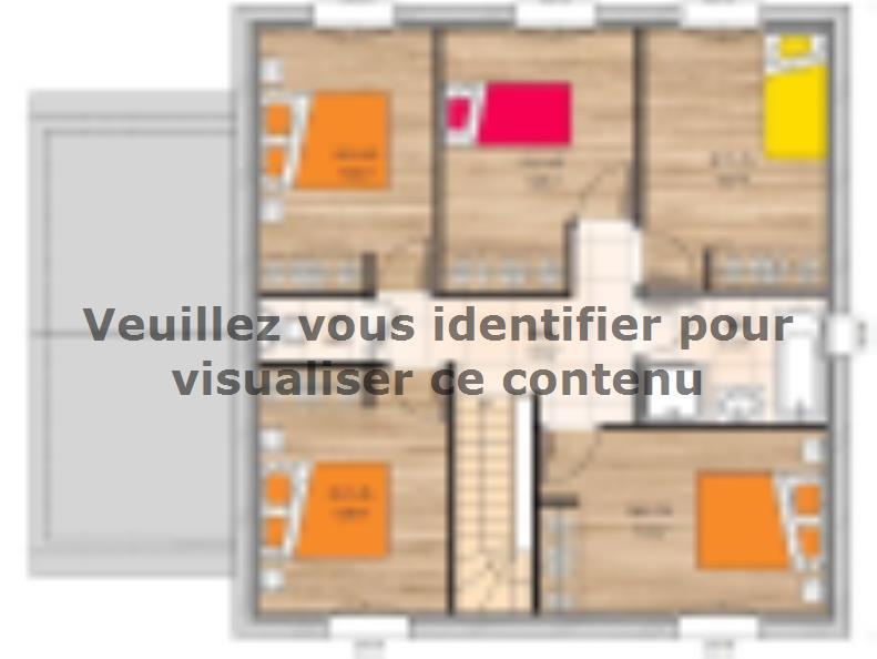 Plan de maison R120133-6GA : Vignette 2