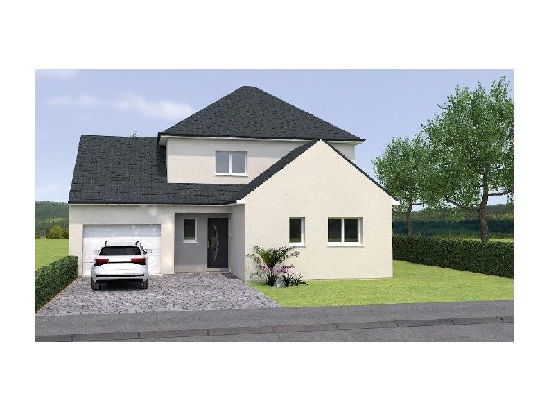 Modèle de maison R120125-4GI : Vignette 1