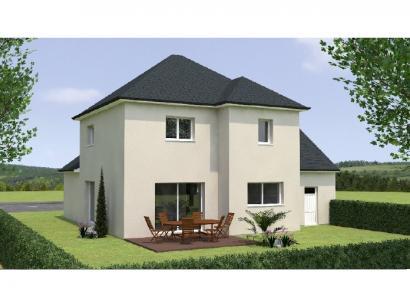 Modèle de maison R120125-4GI 4 chambres  : Photo 2