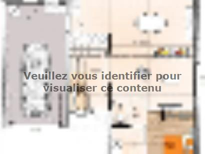Plan de maison R120125-4GI 4 chambres  : Photo 1