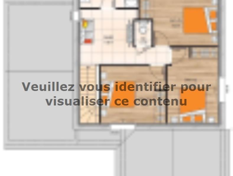Plan de maison R120125-4GI : Vignette 2