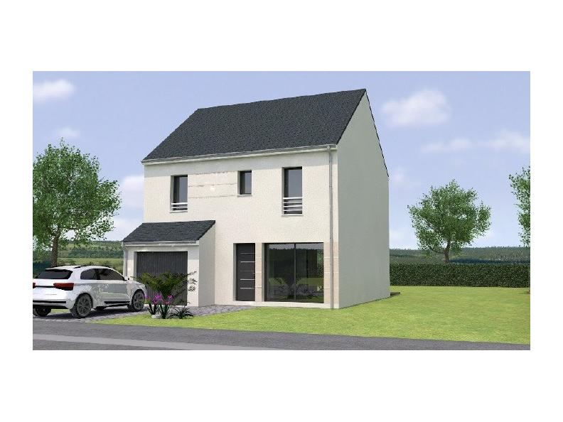Modèle de maison R12094-4GI : Vignette 1