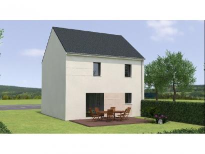 Modèle de maison R12094-4GI 4 chambres  : Photo 2