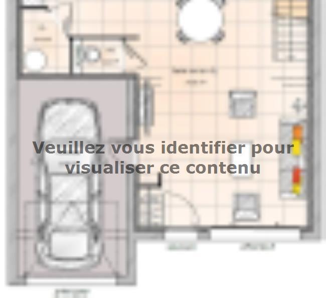 Plan de maison R12094-4GI : Vignette 1