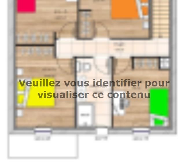 Plan de maison R12094-4GI : Vignette 2