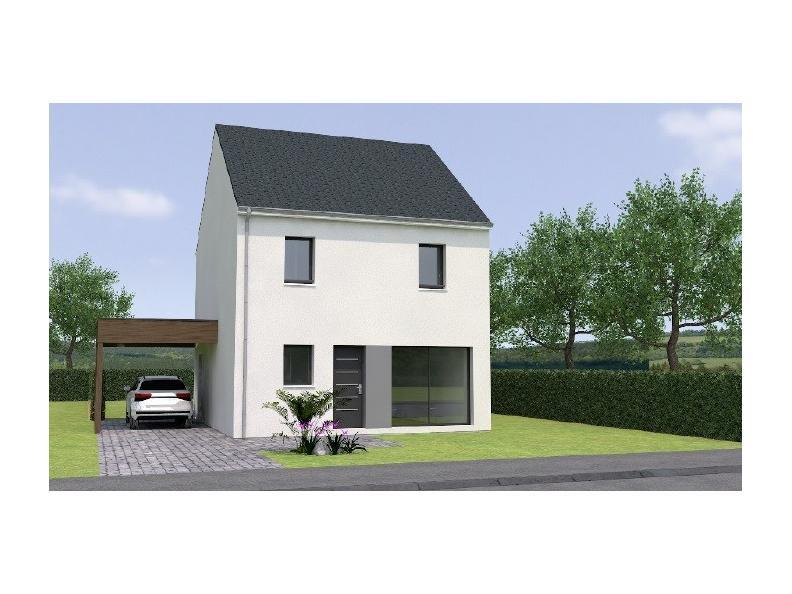 Modèle de maison R12092-3B : Vignette 1