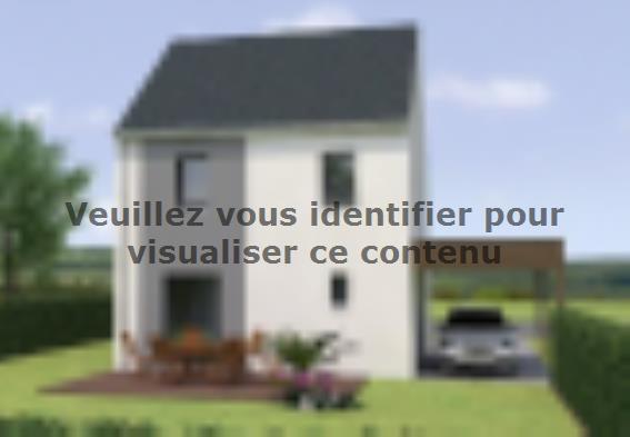 Modèle de maison R12092-3B : Vignette 2