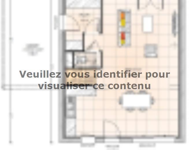 Plan de maison R12092-3B : Vignette 1