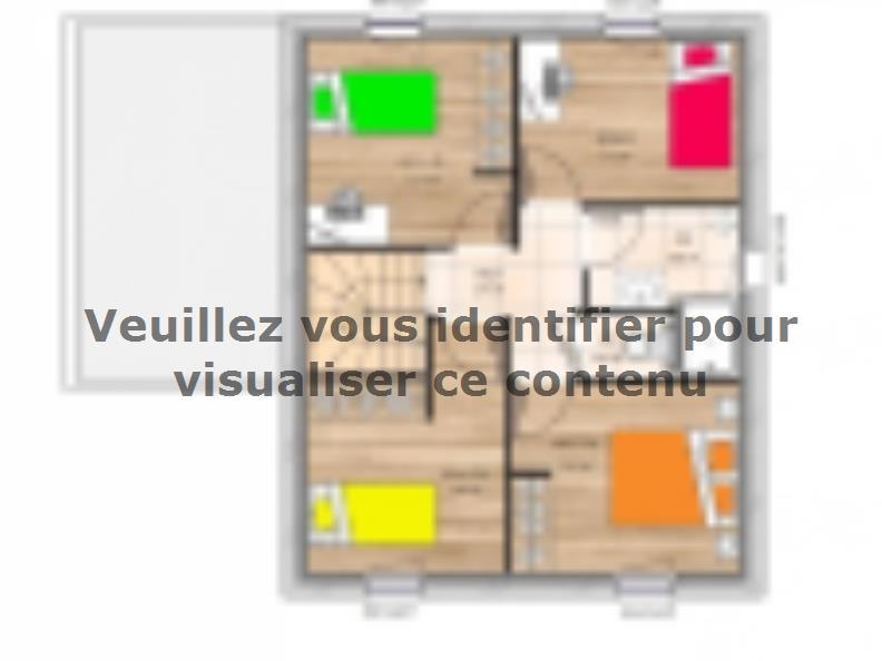 Plan de maison R12092-3B : Vignette 2