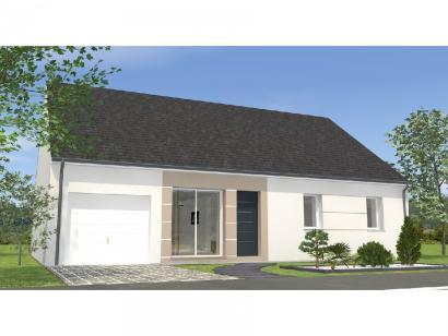 Modèle de maison PP2095-4GI 4 chambres  : Photo 1