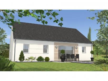 Modèle de maison PP2095-4GI 4 chambres  : Photo 2
