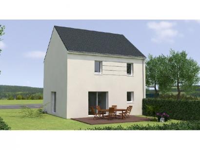 Modèle de maison R12098-4GI 4 chambres  : Photo 2