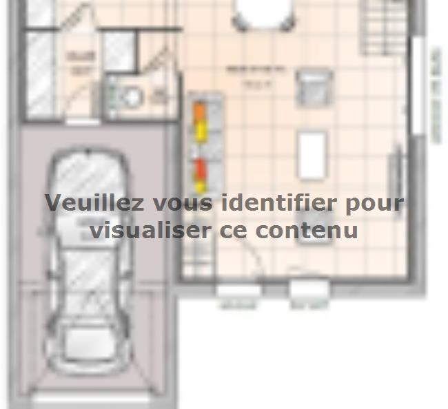 Plan de maison R12098-4GI : Vignette 1