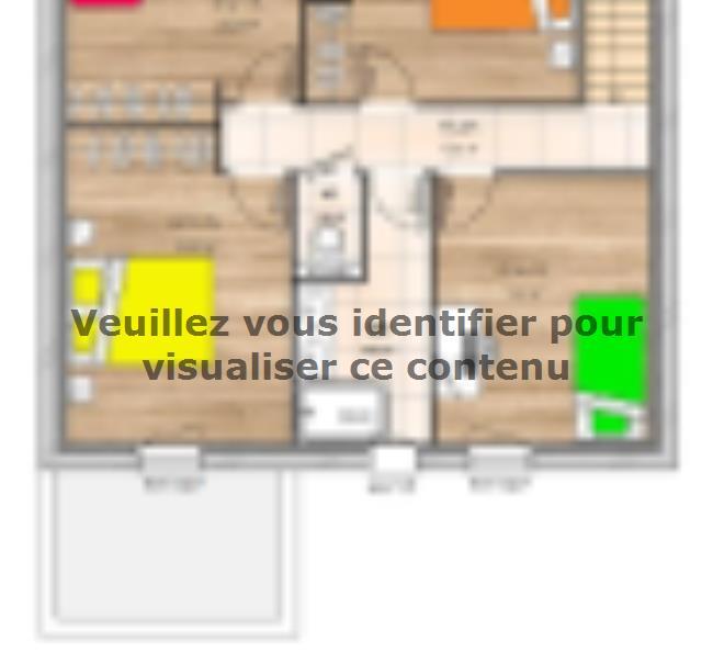 Plan de maison R12098-4GI : Vignette 2