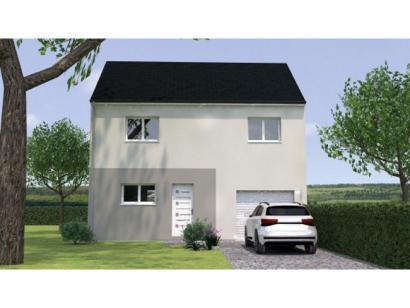 Modèle de maison R12087-3GI 3 chambres  : Photo 1