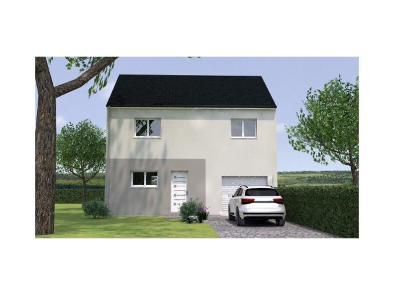 Modèle de maison R12087-3GI : Vignette 1