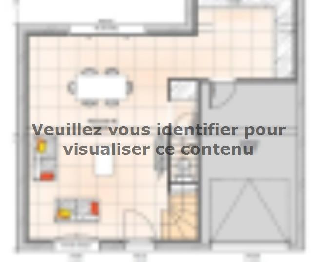 Plan de maison R12087-3GI : Vignette 1