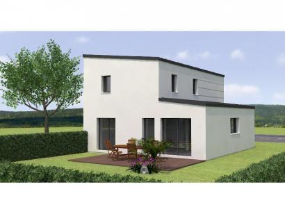 Modèle de maison R1MP20109-4MGI 4 chambres  : Photo 2