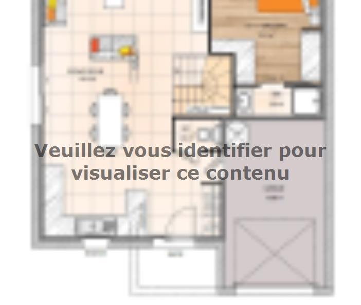Plan de maison R1MP20109-4MGI : Vignette 1