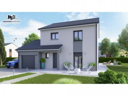 Maison neuve  à  Metzeresche (57920)  - 269000 € * : photo 1