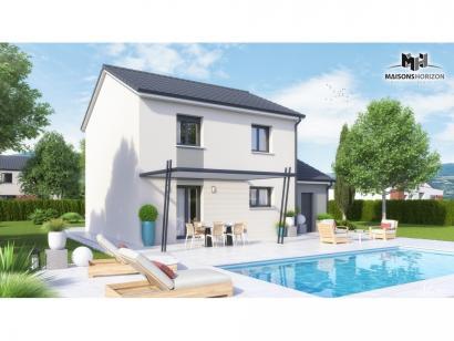 Maison neuve  à  Metzeresche (57920)  - 269000 € * : photo 2