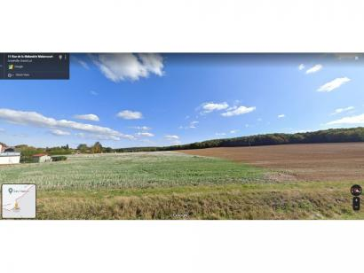 Terrain à vendre  à  Amnéville (57360)  - 77200 € * : photo 2