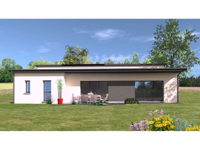 Modèle de maison PP137_P1850V5 : Vignette 1