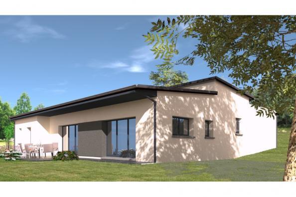 Modèle de maison PP137_P1850V5 4 chambres  : Photo 2