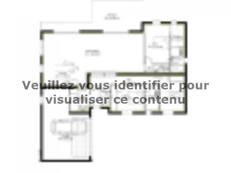 Plan de maison PP137_P1850V5 : Vignette 1