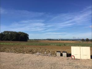 Terrain à vendre à Courcelles-Chaussy (57530)<span class='prix'> 61000 €</span> 61000
