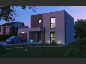 Maison neuve à Courcelles-Chaussy (57530)<span class='prix'> 249000 €</span> 249000