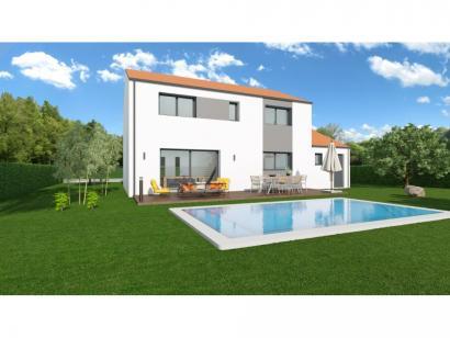 Maison neuve  aux  Étangs (57530)  - 239000 € * : photo 2