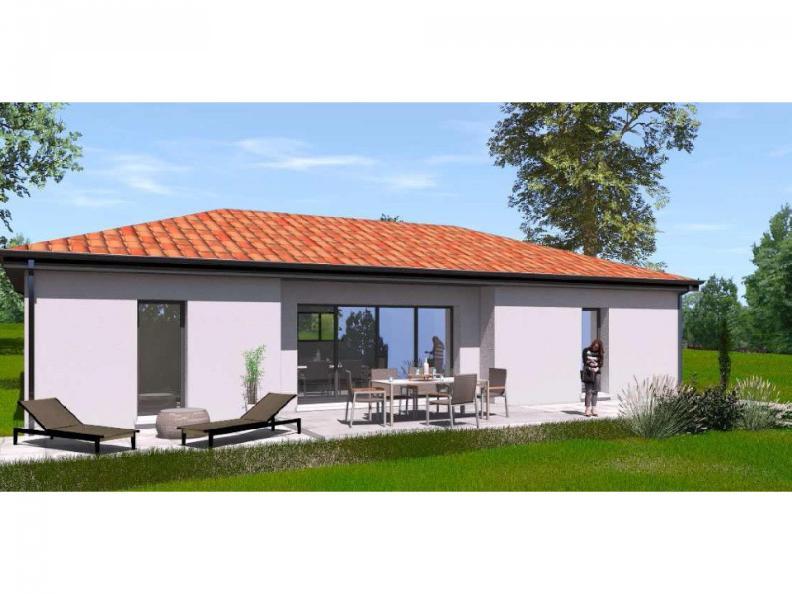 Modèle de maison PP94_P1952V3 : Vignette 1