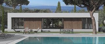 Entre charme et modernité, découvrez la maison avec toit plat !