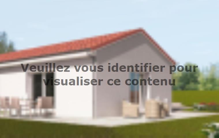 Modèle de maison PP90_P1992 : Vignette 3