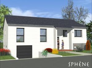 Maison neuve à Contz-les-Bains (57480)<span class='prix'> 349000 €</span> 349000