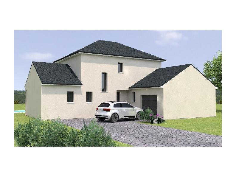 Modèle de maison R119125-3GI : Vignette 1