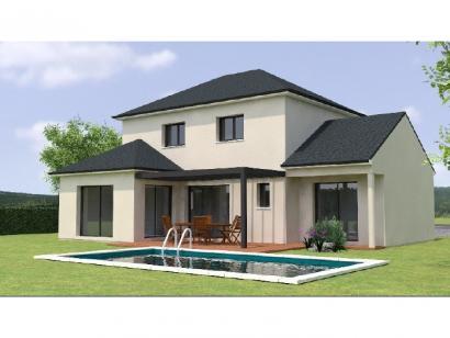Modèle de maison R119125-3GI 4 chambres  : Photo 2