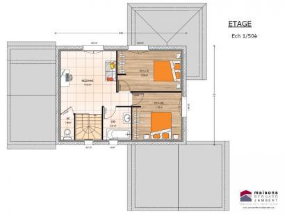 Modèle de maison R119125-3GI 4 chambres  : Photo 3
