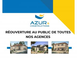OUVERTURE DE TOUTES NOS AGENCES AU PUBLIC