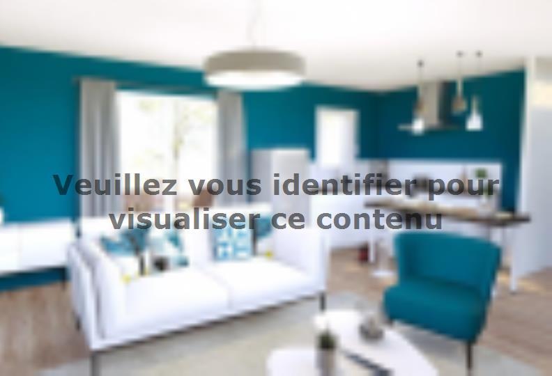 Modèle de maison Vente maison 95 m² - 3 CH - Garage - Villa LES RUL : Vignette 2