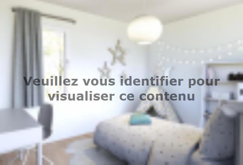 Modèle de maison Vente maison 95 m² - 3 CH - Garage - Villa LES RUL : Vignette 3