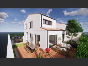 Vente maison 95 m² - 3 CH - Garage - Villa LES RUL
