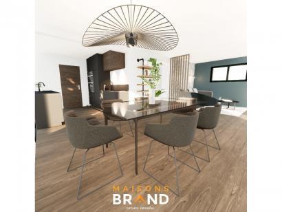 Modèle de maison CAMILLE VS 4 chambres  : Photo 4