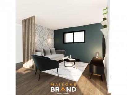 Modèle de maison CAMILLE VS 4 chambres  : Photo 6