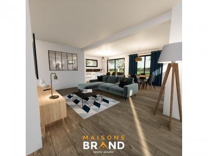 Modèle de maison ALIXE VS 4 chambres  : Photo 4