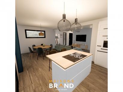 Modèle de maison ALIXE VS 4 chambres  : Photo 6