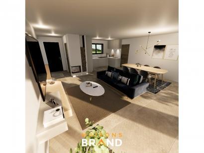 Modèle de maison ANNA 3 chambres  : Photo 6